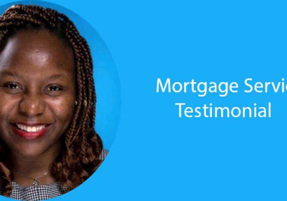 Mortgage Service Testimonial