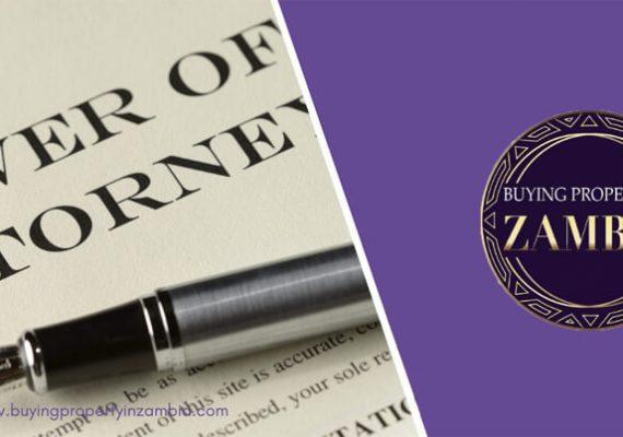 Property Advice: Power of Attorney